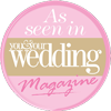 Badge You and your wedding Castello di Bibbione Tuscany