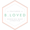 Badge BLoved wedding tuscan Dream