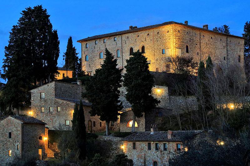 Bibbione Castle