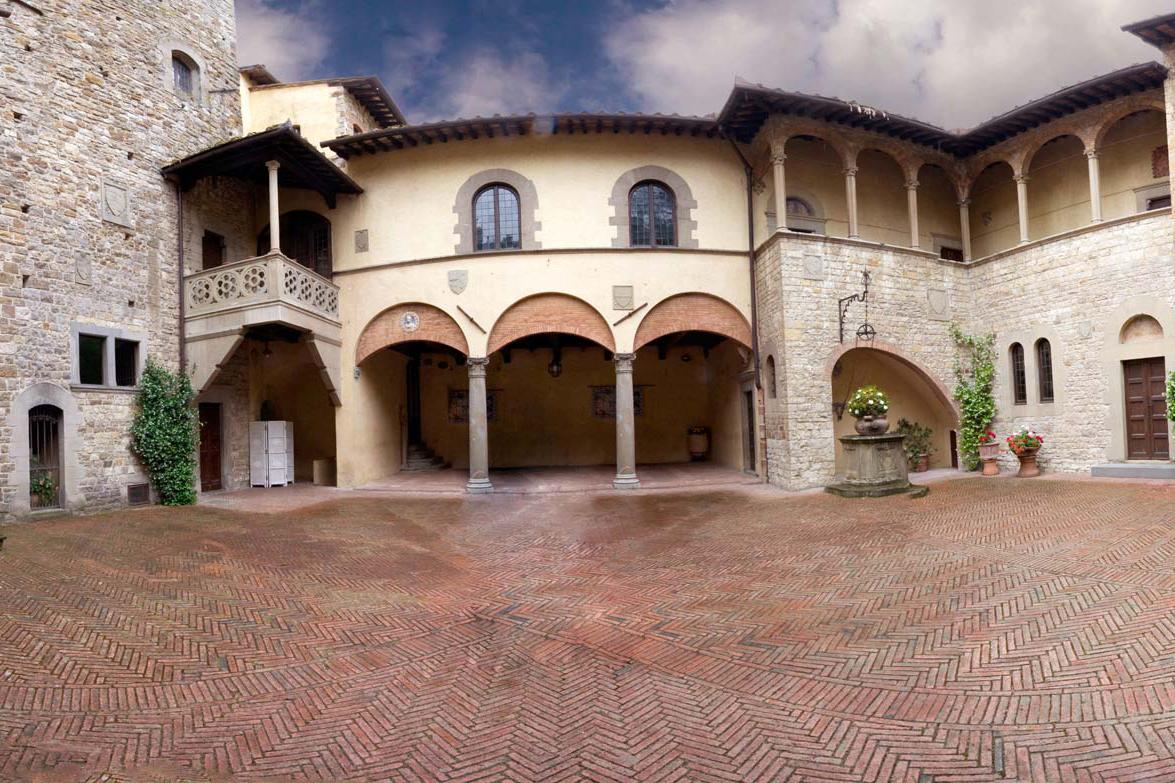 Il Palagio Castle