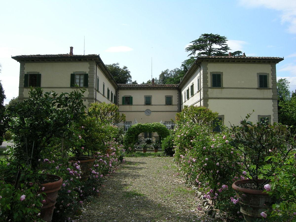 Villa la Costaglia en