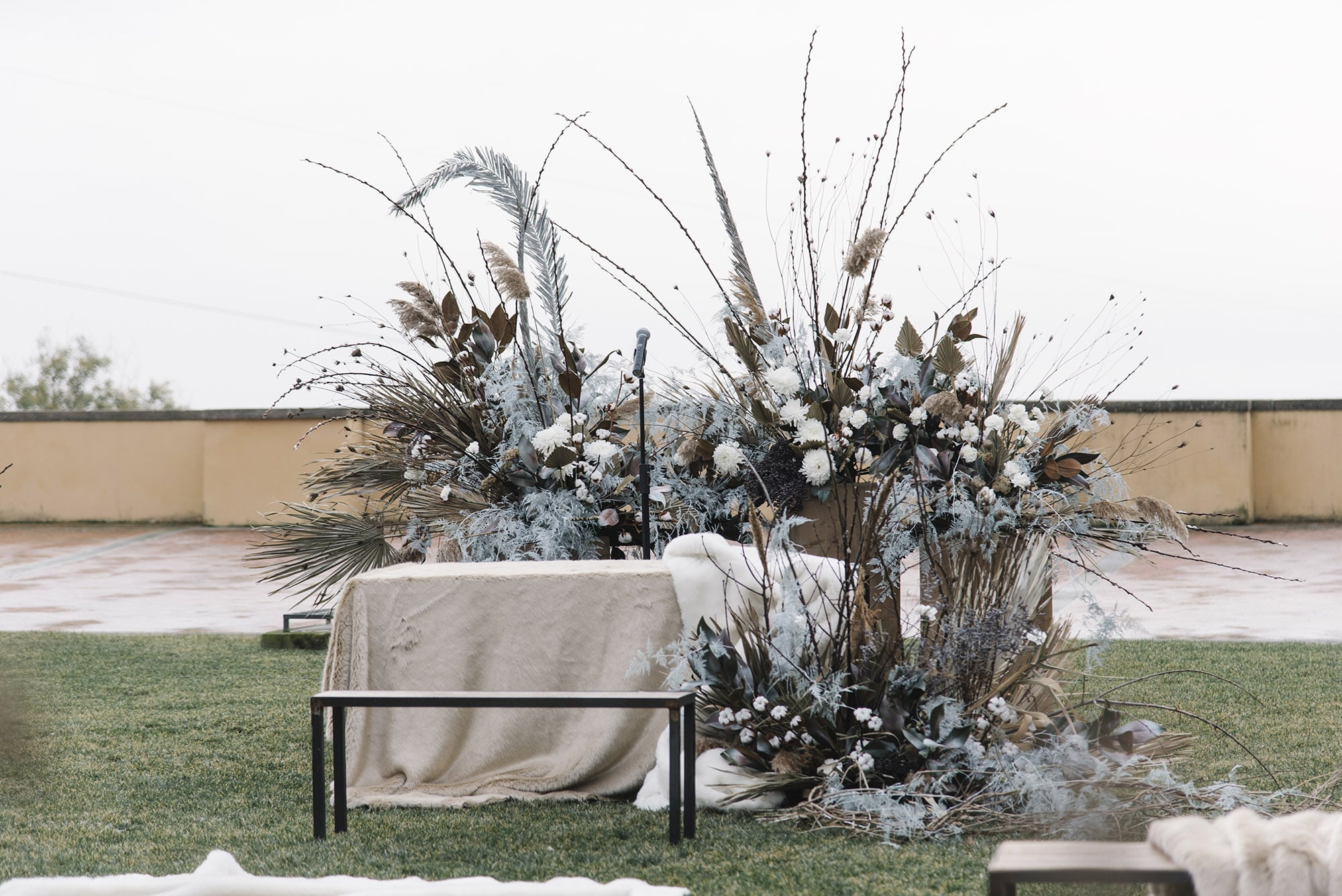 Winter Wedding | L'Oste Gentiluomo